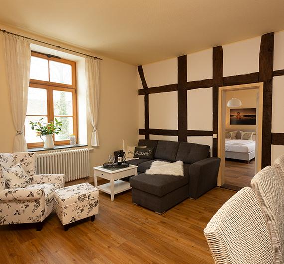 Appartement Hirsch für 4 Personen